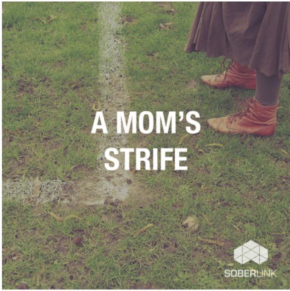 A Mom's Strife