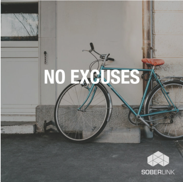 No Excuses to Drink Alcohol