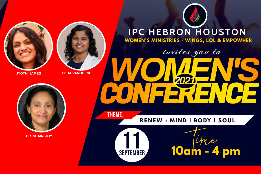 2021 Women's Conference September 11