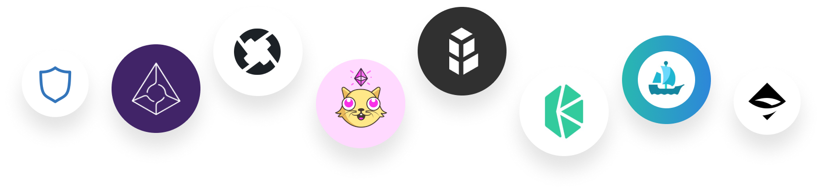 Alchemy customer logos