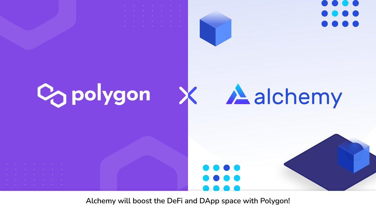 Polygon x Alchemy