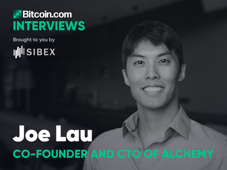 Joe Lau Bitcoin.com