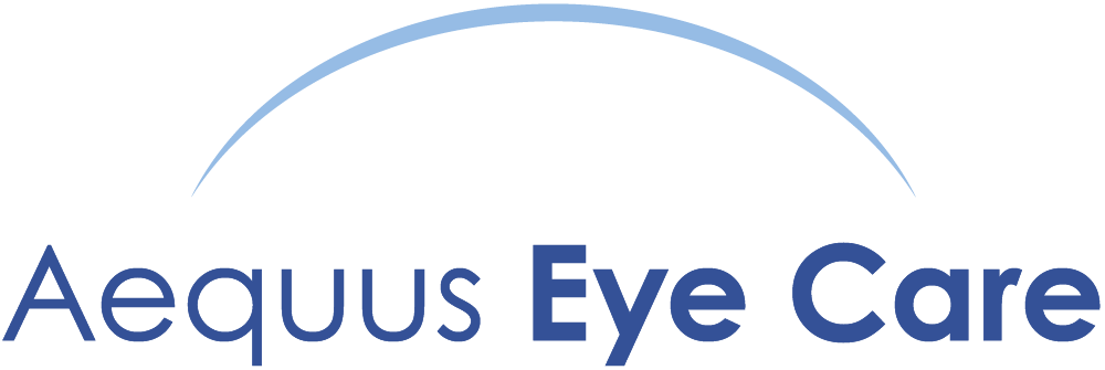 Aequees Eye Care logo