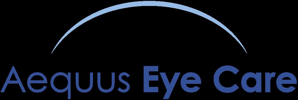 Aequus Eye Care logo
