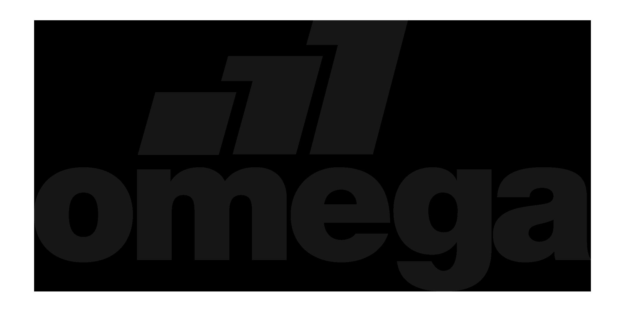 Logo til Omega