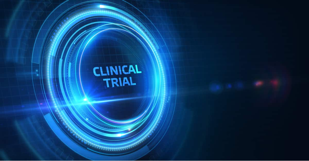 Clinical trials are said to take place in the hope for a cure for herpes