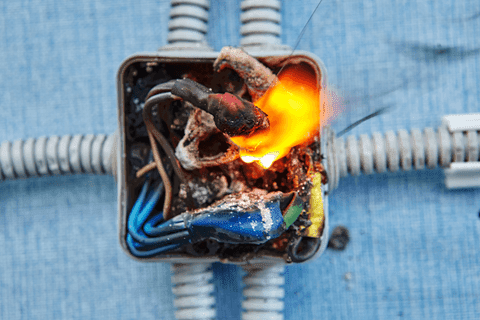 commercial electrical problem