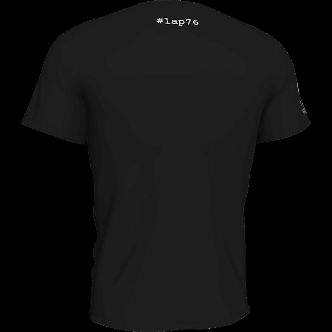 Crna lap76 majca sa ledja