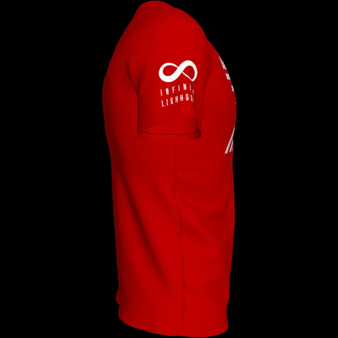 Crvena lap76 majca sa strane
