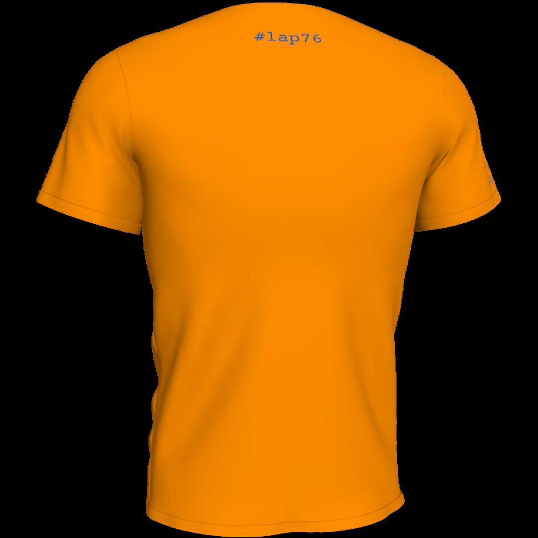 Narandzasta lap76 majca sa ledja