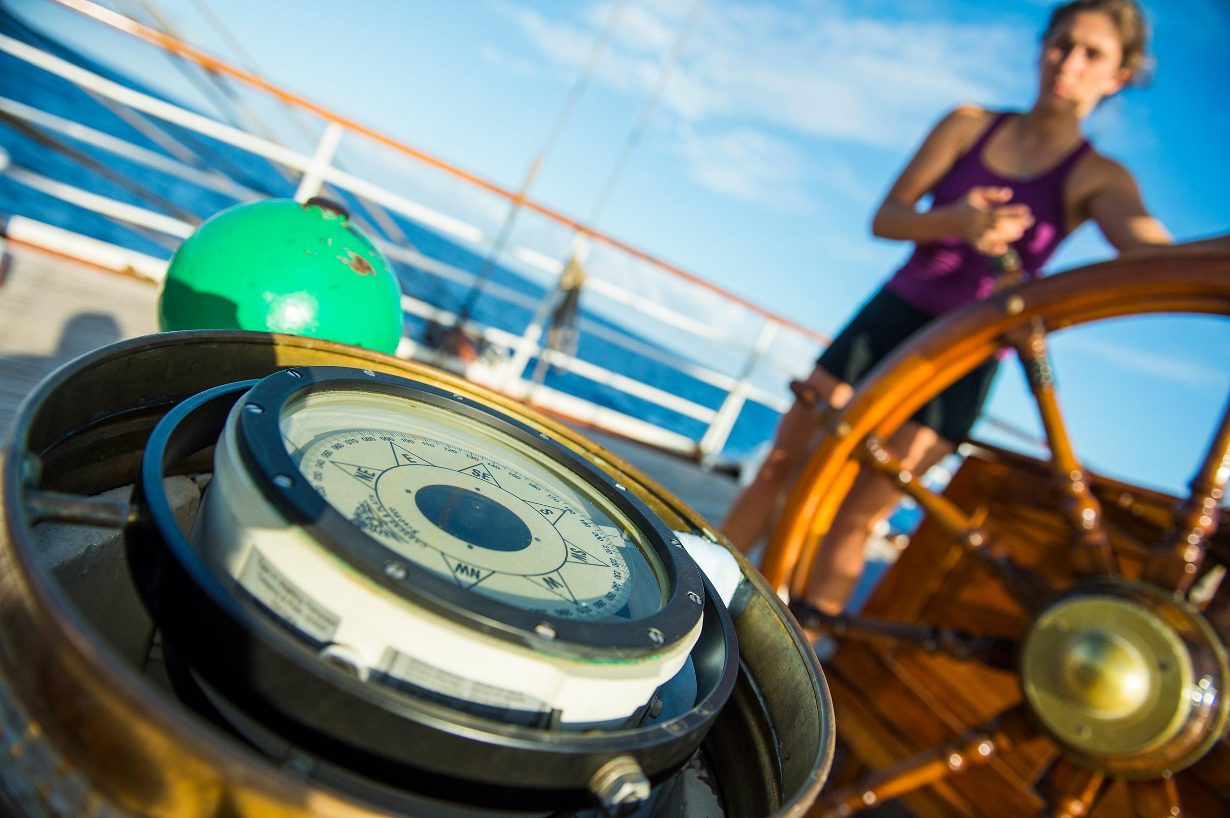 Sjømannsliv på Fullriggeren