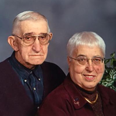 Herb & Betty Hanten Family
