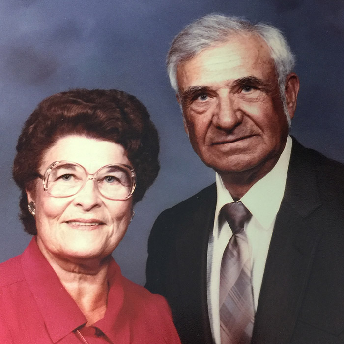 Ervin H. & Sybil E. Schafer