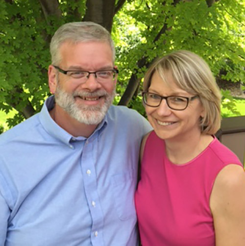 Robert Jenson & Arlene Brandt-Jenson
