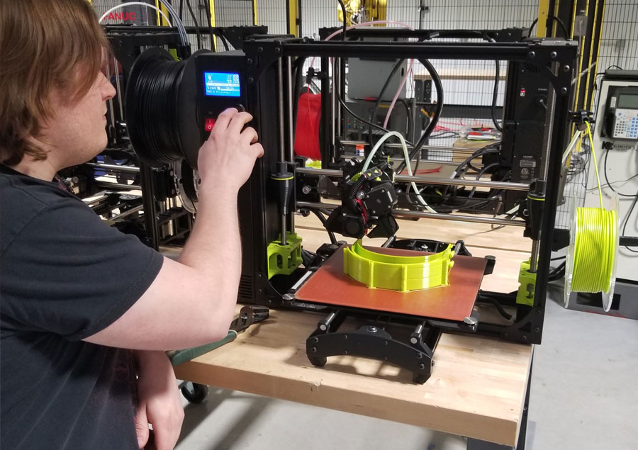 3D Printers - Watertown Relief Fund Update