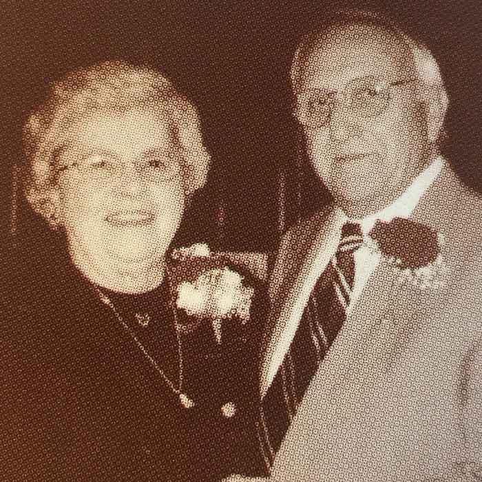 Clark & Mary Ann Redlinger