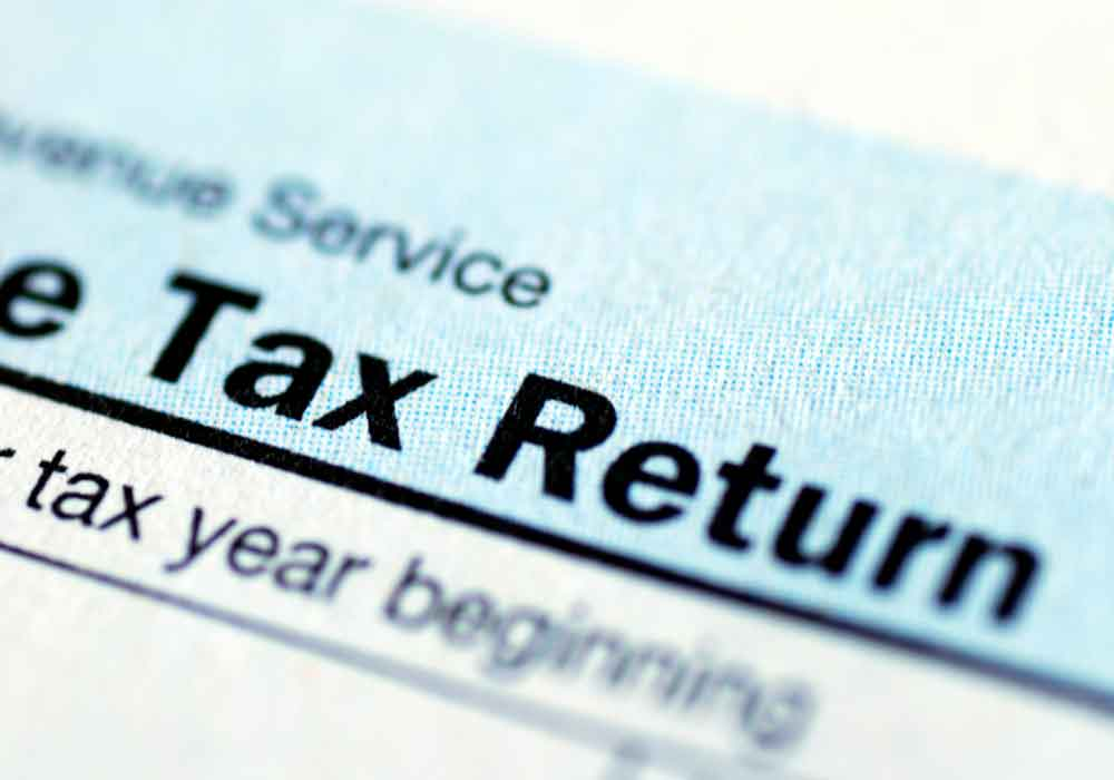 Tax return for tax controversy attorney