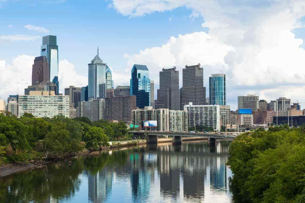 Philadelphia, Pennsylvania international tax attorneys city landscape