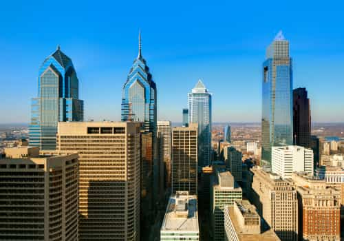 Philadelphia, Pennsylvania FBAR Reporting, city landscape overview