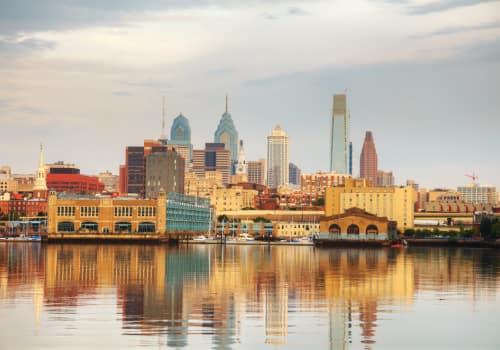 Philadelphia, Pennsylvania IRS Form 3520, city overview
