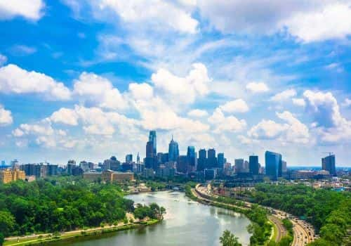 Philadelphia, Pennsylvania expat tax attorneys, city landscape