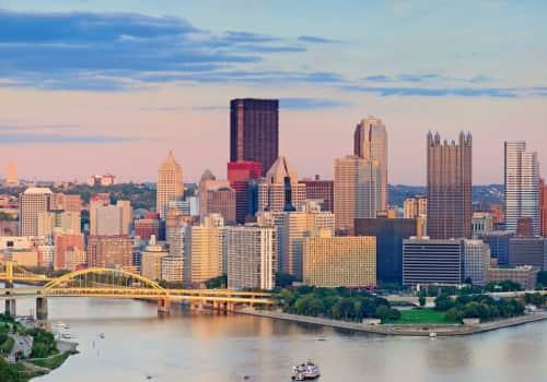 Pittsburgh, Pennsylvania Tax Lawyers, city landscape