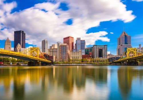 Pittsburgh, Pennsylvania International Tax Attorneys, city landscape