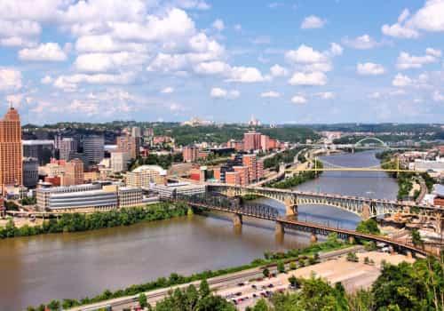 Pittsburgh, Pennsylvania International Tax Lawyers, city landscape