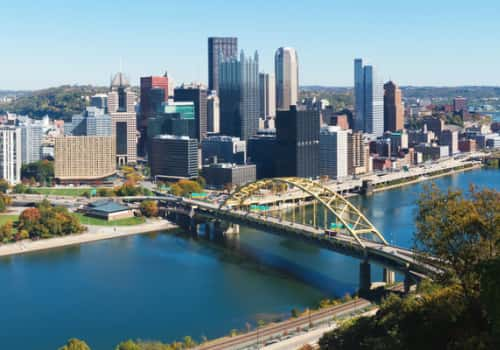 Expat Tax Guidance In Pittsburgh, Pennsylvania, city landscape