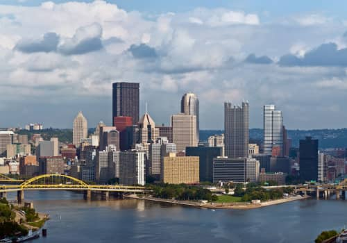 IRS Form 3520 Support In Pittsburgh, Pennsylvania, city landscape