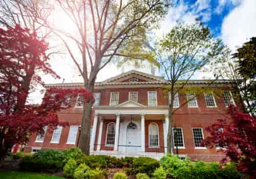 Rockville, Maryland Tax Attorney, house in suburb