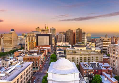 Expat Tax Guidance In Rockville, Maryland, city landscape