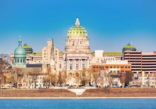 Harrisburg, Pennsylvania Tax Attorneys, state capitol building
