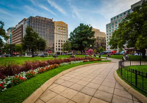 Harrisburg, Pennsylvania International Tax Lawyers, city landscape