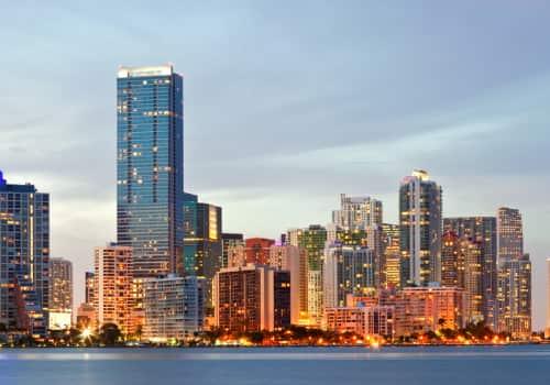 Miami, Florida International Tax Lawyer, city landscape