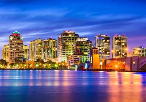 West Palm Beach, Florida Tax Lawyers, city landscape