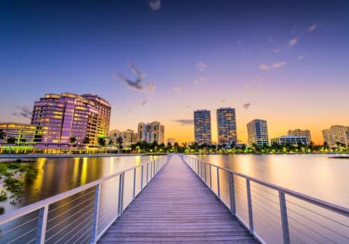 West Palm Beach International Tax Attorneys, city landscape