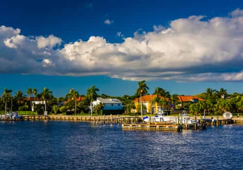 West Palm Beach International Tax Lawyers, city landscape