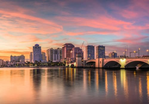 Navigate Your IRS Form 3520 In West Palm Beach, Florida, city landscape