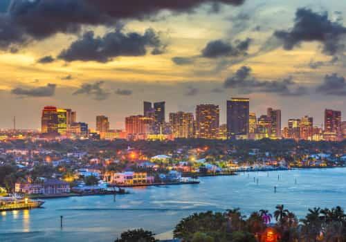 Ft. Lauderdale, Florida Tax Lawyers, city landscape