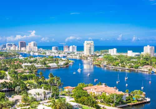Ft. Lauderdale, Florida International Tax Attorneys, city landscape
