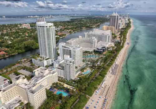 IRS Form 3520 Assistance In Ft. Lauderdale, Florida, city landscape