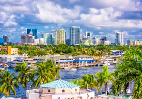 Expat Tax Assistance In Ft. Lauderdale, Florida, city landscape