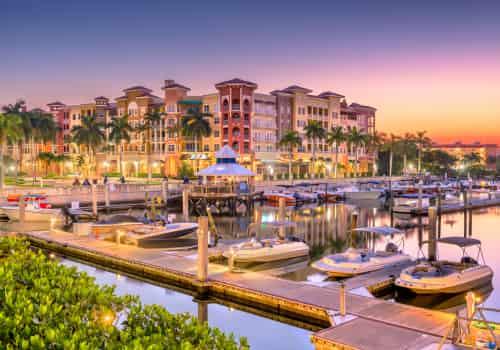 Naples, Florida Tax Attorney, city landscape