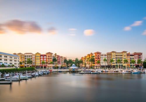 Naples, Florida Tax Lawyer, city landscape