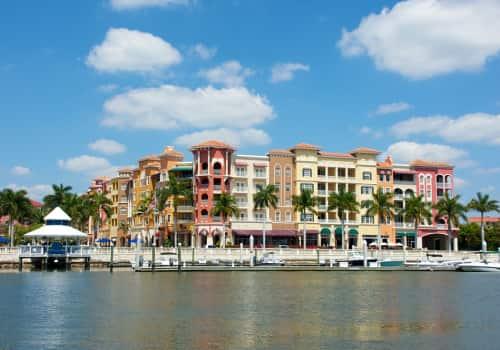 Naples, Florida International Tax Lawyers, city landscape