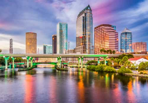 Tax Attorneys in Tampa, Florida, city landscape