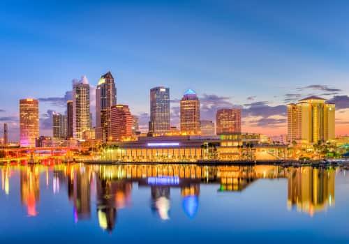 Tampa, Florida Tax Lawyers, city skyline