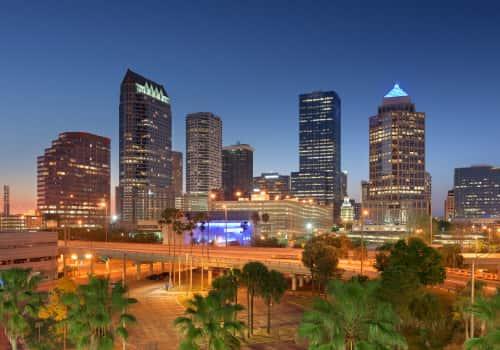 Tampa, Florida International Tax Attorneys, city landscape