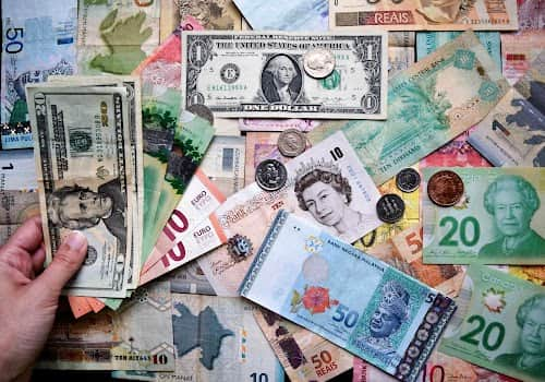 Foreign Currency for Foreign Gift Reporting